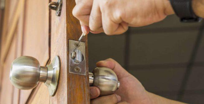 Bien choisir sa porte blindée avec un serrurier